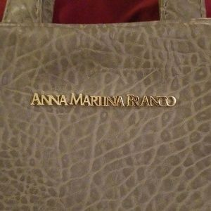 anna marina franco Bags - NWOT make up bag